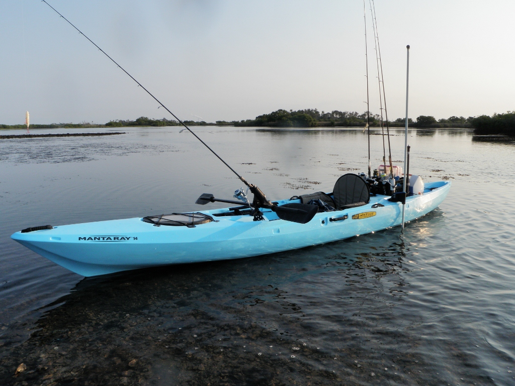 Rates fishhead kayak charters for Freshwater kayak fishing